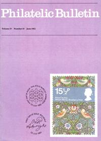 British Philatelic Bulletin Volume 19 Issue 10