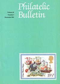 British Philatelic Bulletin Volume 20 Issue 4