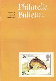 British Philatelic Bulletin Volume 20 Issue 5