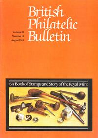 British Philatelic Bulletin Volume 20 Issue 12