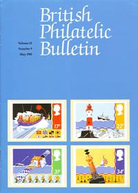 British Philatelic Bulletin Volume 22 Issue 9