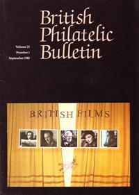 British Philatelic Bulletin Volume 23 Issue 1