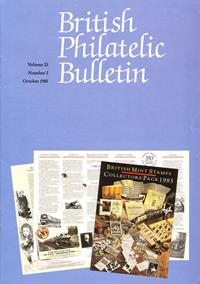 British Philatelic Bulletin Volume 23 Issue 2