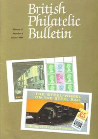 British Philatelic Bulletin Volume 23 Issue 5