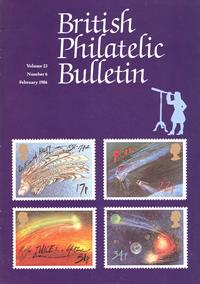 British Philatelic Bulletin Volume 23 Issue 6