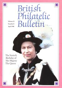 British Philatelic Bulletin Volume 23 Issue 8