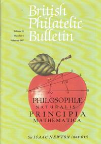 British Philatelic Bulletin Volume 24 Issue 6