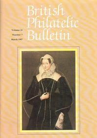 British Philatelic Bulletin Volume 24 Issue 7