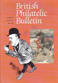 British Philatelic Bulletin Volume 24 Issue 11