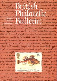 British Philatelic Bulletin Volume 25 Issue 4