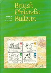 British Philatelic Bulletin Volume 26 Issue 2