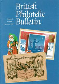 British Philatelic Bulletin Volume 26 Issue 3