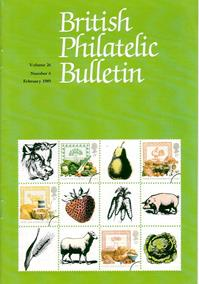 British Philatelic Bulletin Volume 26 Issue 6