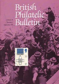 British Philatelic Bulletin Volume 28 Issue 1