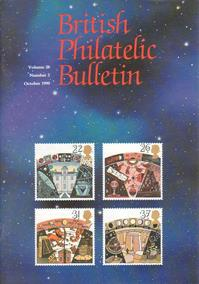 British Philatelic Bulletin Volume 28 Issue 2