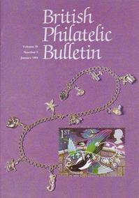 British Philatelic Bulletin Volume 28 Issue 5