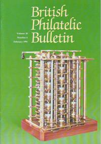 British Philatelic Bulletin Volume 28 Issue 6