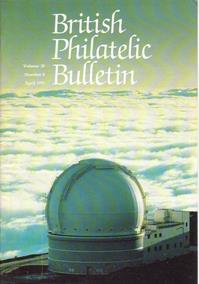 British Philatelic Bulletin Volume 28 Issue 8