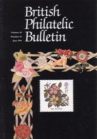British Philatelic Bulletin Volume 28 Issue 10