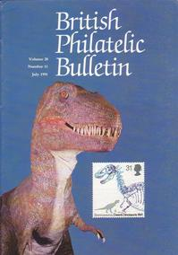 British Philatelic Bulletin Volume 28 Issue 11