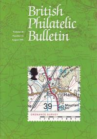 British Philatelic Bulletin Volume 28 Issue 12