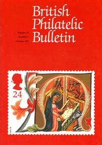 British Philatelic Bulletin Volume 29 Issue 2