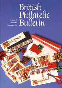 British Philatelic Bulletin Volume 29 Issue 3