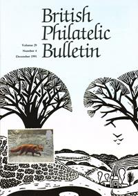 British Philatelic Bulletin Volume 29 Issue 4