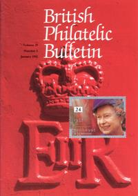 British Philatelic Bulletin Volume 29 Issue 5