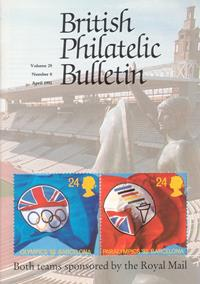 British Philatelic Bulletin Volume 29 Issue 8