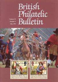 British Philatelic Bulletin Volume 29 Issue 9