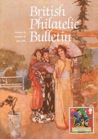 British Philatelic Bulletin Volume 29 Issue 10