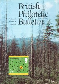 British Philatelic Bulletin Volume 29 Issue 11