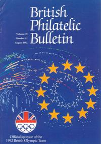 British Philatelic Bulletin Volume 29 Issue 12