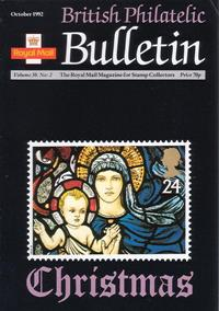 British Philatelic Bulletin Volume 30 Issue 2