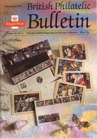 British Philatelic Bulletin Volume 30 Issue 3