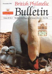 British Philatelic Bulletin Volume 30 Issue 4