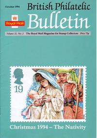 British Philatelic Bulletin Volume 32 Issue 2