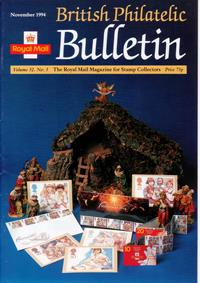 British Philatelic Bulletin Volume 32 Issue 3