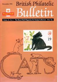 British Philatelic Bulletin Volume 32 Issue 4