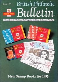 British Philatelic Bulletin Volume 32 Issue 5