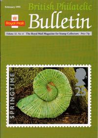 British Philatelic Bulletin Volume 32 Issue 6