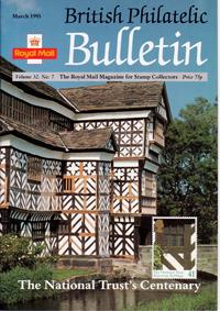 British Philatelic Bulletin Volume 32 Issue 7