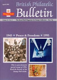 British Philatelic Bulletin Volume 32 Issue 8