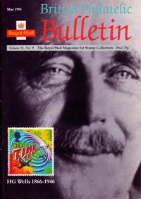 British Philatelic Bulletin Volume 32 Issue 9