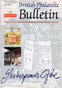 British Philatelic Bulletin Volume 32 Issue 11