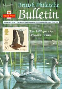 British Philatelic Bulletin Volume 33 Issue 6