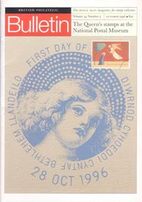 British Philatelic Bulletin Volume 34 Issue 2