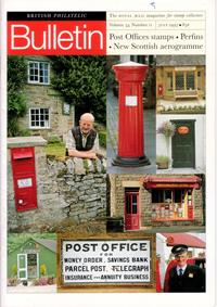 British Philatelic Bulletin Volume 34 Issue 11