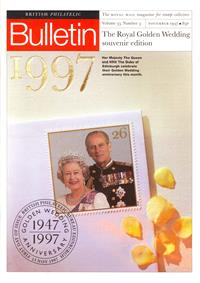 British Philatelic Bulletin Volume 35 Issue 3